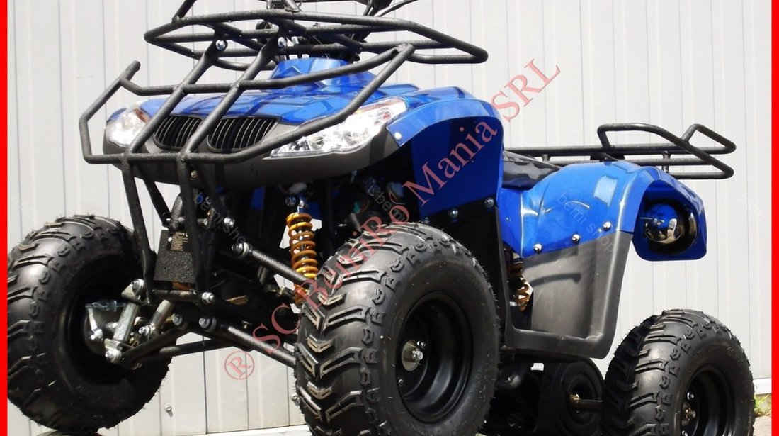 ATV BEMIRO 125cc 0Km Germany SN 3818225