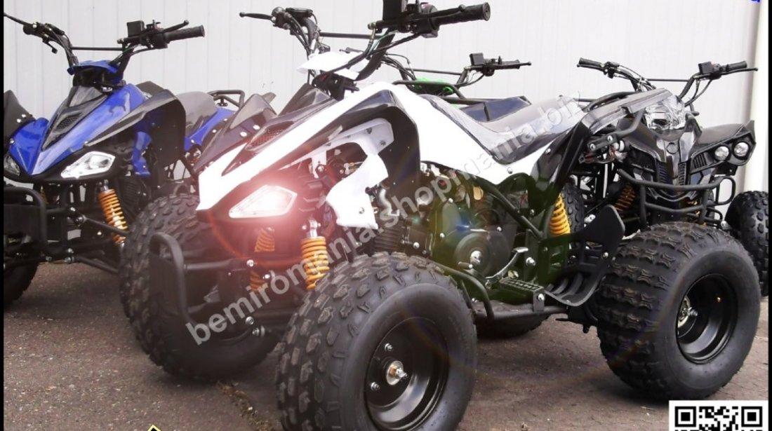 ATV BEMIRO 125cc 8 3 R KXD 004 NOI 0Km cu livrare acasa