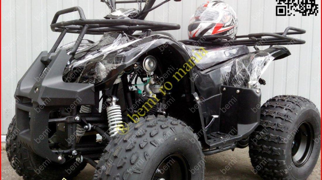 ATV BEMIRO 125cc 8 3 R KXD 006 NOI 0Km cu livrare acasa