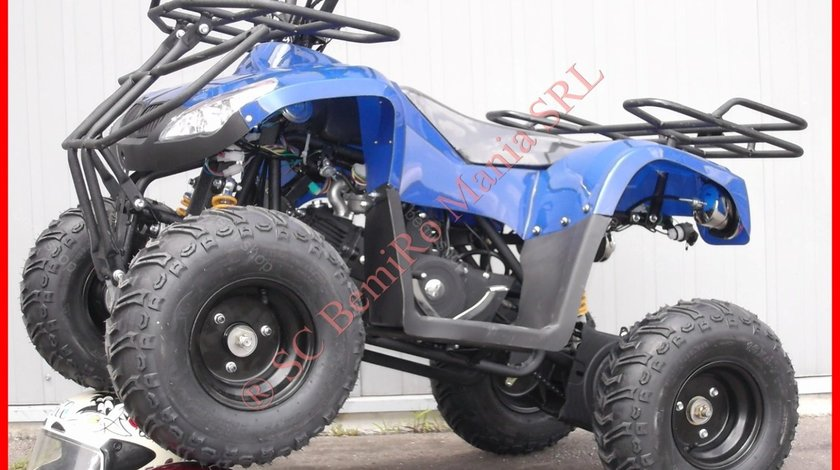 ATV BEMIRO 125cc Hummer BMW NOI 0 Km livrare toata tara
