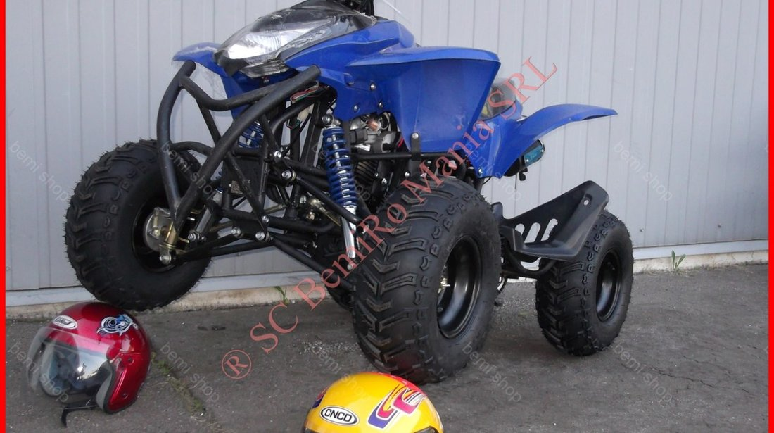 ATV BEMIRO 125cc Super Sport 0 Km GERMANY livrare 24h