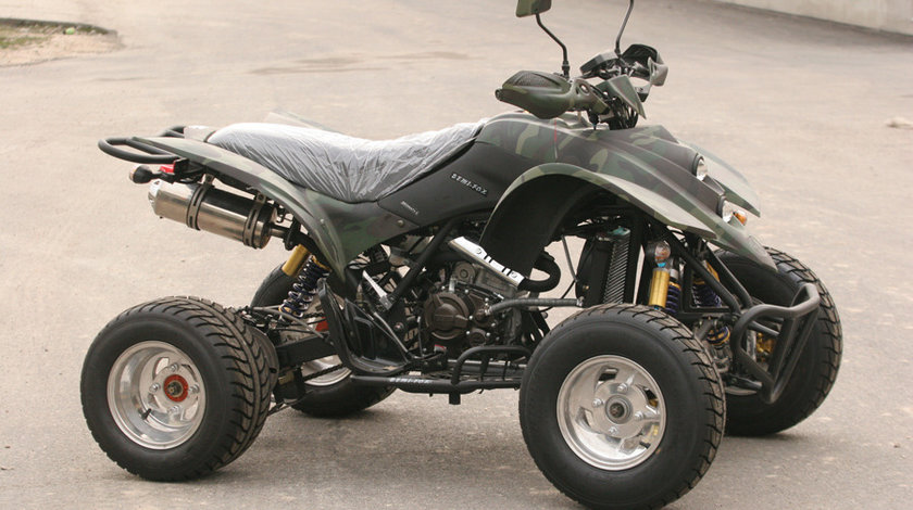 ATV BEMIRO comercializeaza 250FOX 0Km imp Germany
