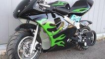 ATV BEMIRO e MOTO poket 0Km 245 euro cu livrare GR...