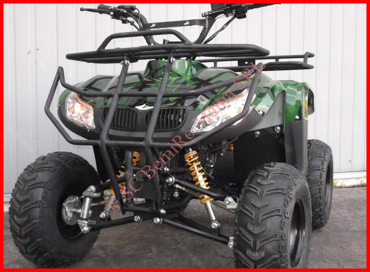 ATV BEMIRO HUMMER X5 NEW 0Km cu transport la domiciliu