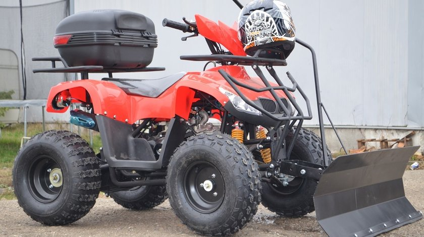 ATV Bmw 125cc Nitro Import Germania