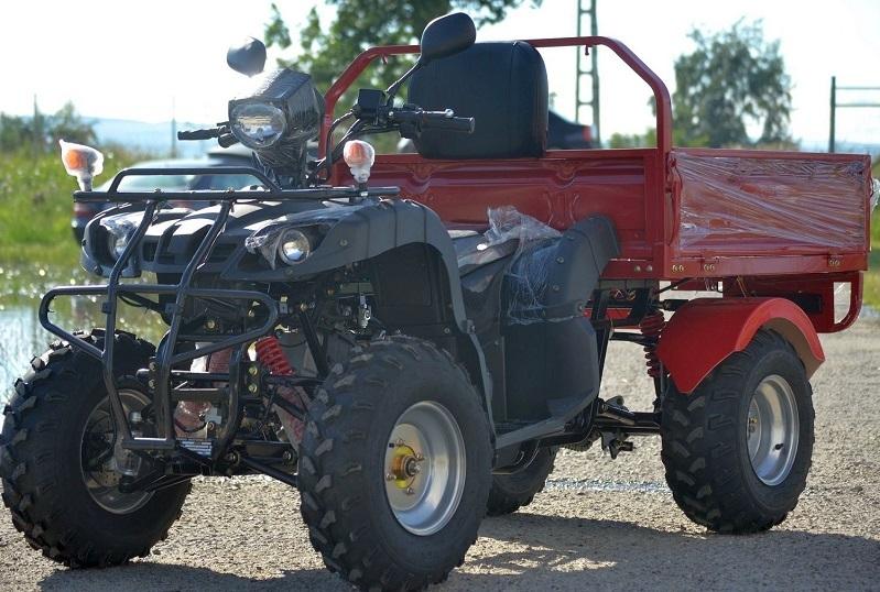 ATV BUMPER 200cc basculantă automat + RG