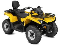 ATV Can-Am Outlander MAX DPS 570 T3 2017 - promotie garantie 5 ani