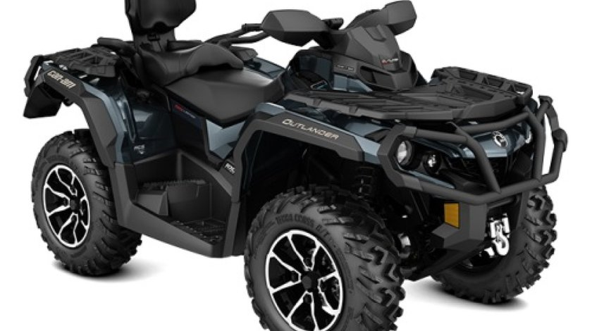 ATV Can-Am Outlander MAX Limited 1000R 2018