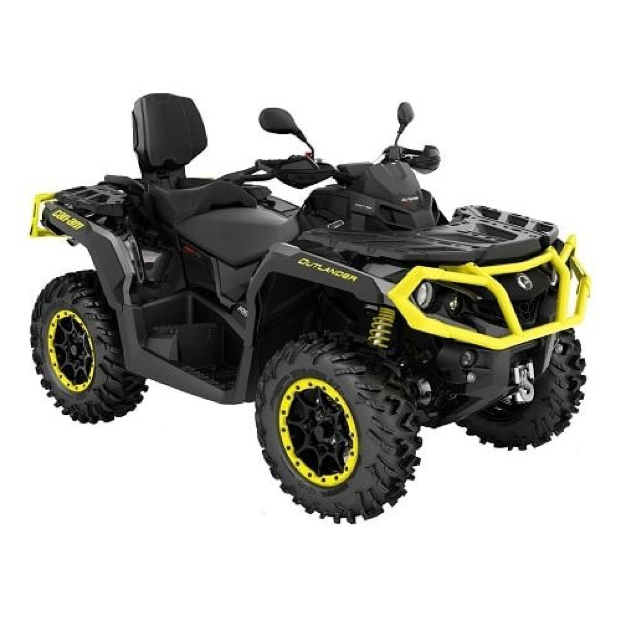 ATV Can-Am Outlander MAX XT-P 1000 T 2019