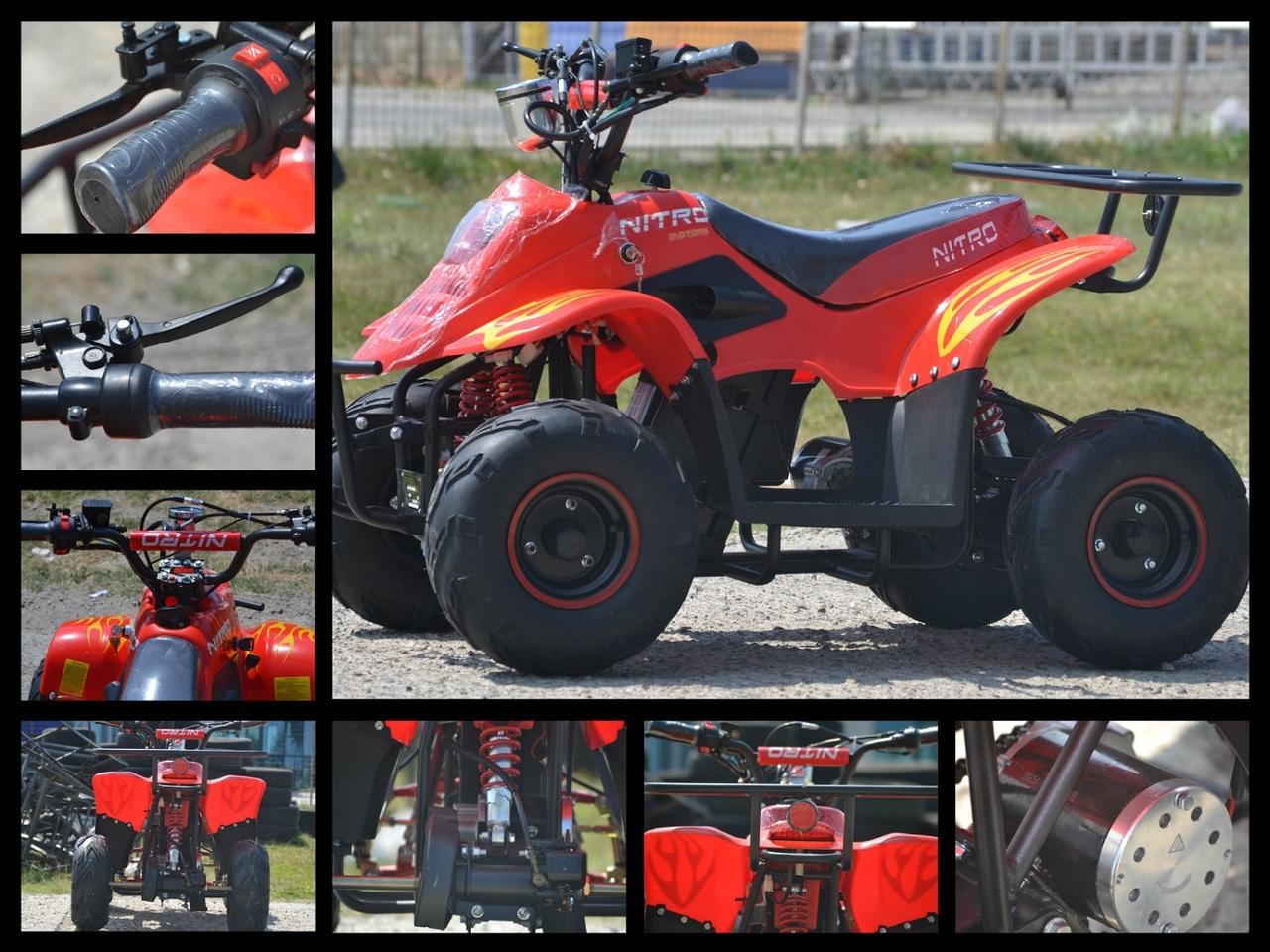 ATV Comando  800W ECO BIGFOOT Import Germania