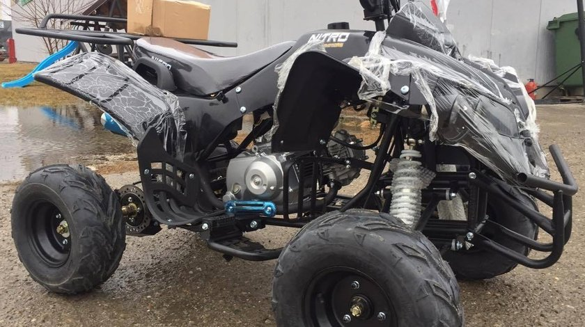 ATV Comando Warrior 125cc Import Germania
