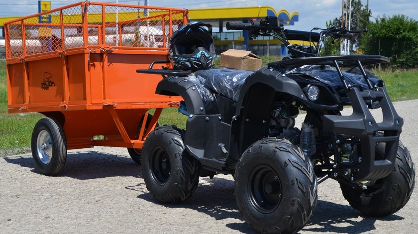 """ATV de vanzare 125cc Toronto RG7 """"Automat + Marsarier"""