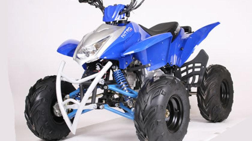 """ATV de vanzare Nitro 125cc Jumper RG7 """"Automat + Marsarier"""