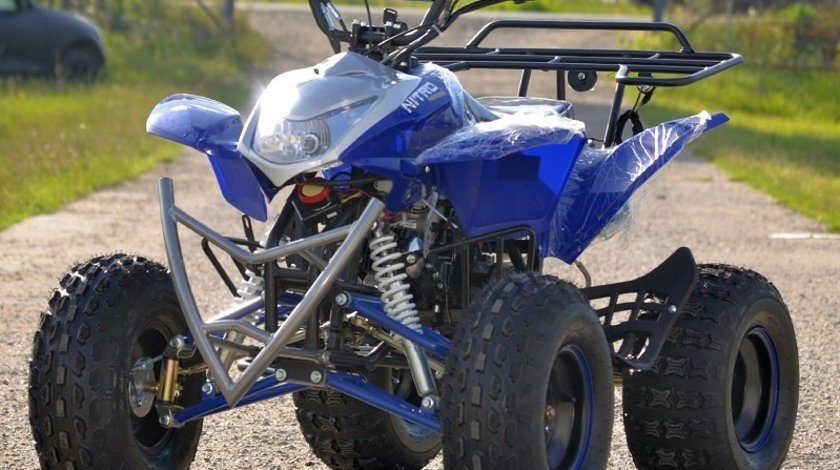 ATV EGL Cectek Quad 125cc Import Germania