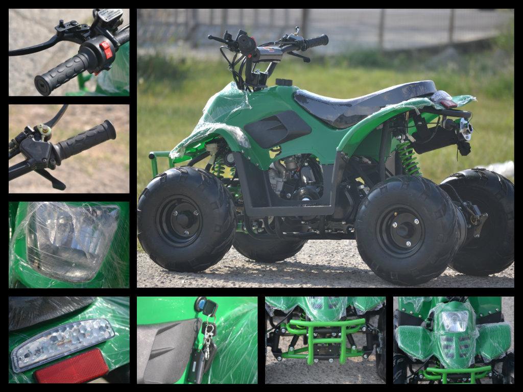 ATV EGL Suzuki Pantzer 125cc import Germania
