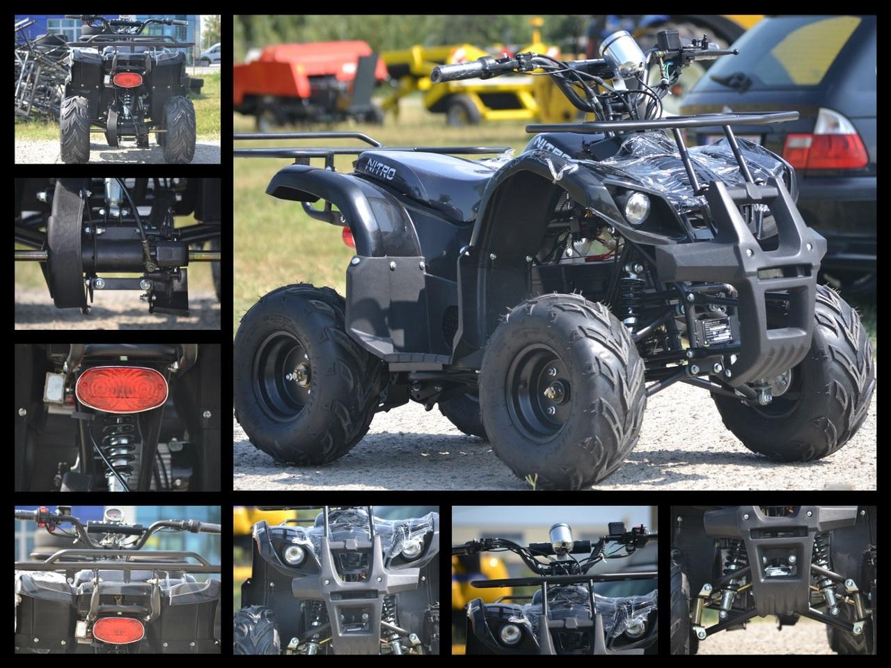 ATV Electro Hummer 1000W Import Germania