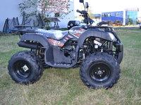 ATV (EURO 4) MODEL ALFARAD LION 200CMC INMATRICULABIL POLITIE