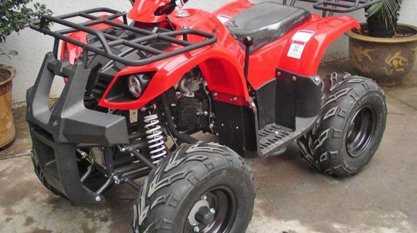 ATV Extreme RIDE 2WD 125cmc Import Germania+Casca Bonus