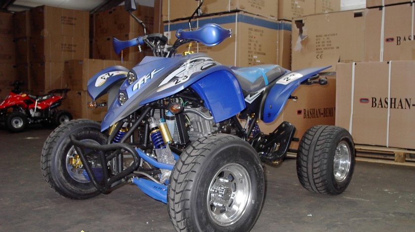 ATV FOX BEMI 250XY EEC COC CIV RAR 0 Km StreetLegal