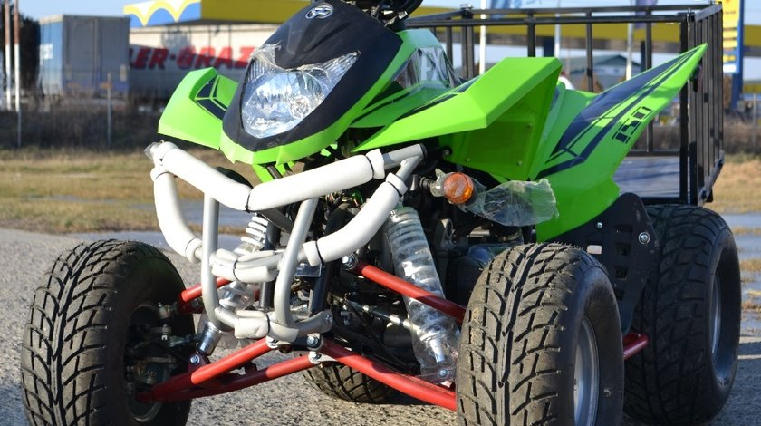 ATV FX Quad150cmc, Road Legal, Import Germania