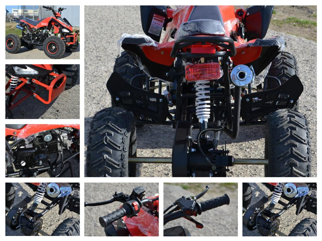ATV Gorilla Speedy 125cc Livrare rapida