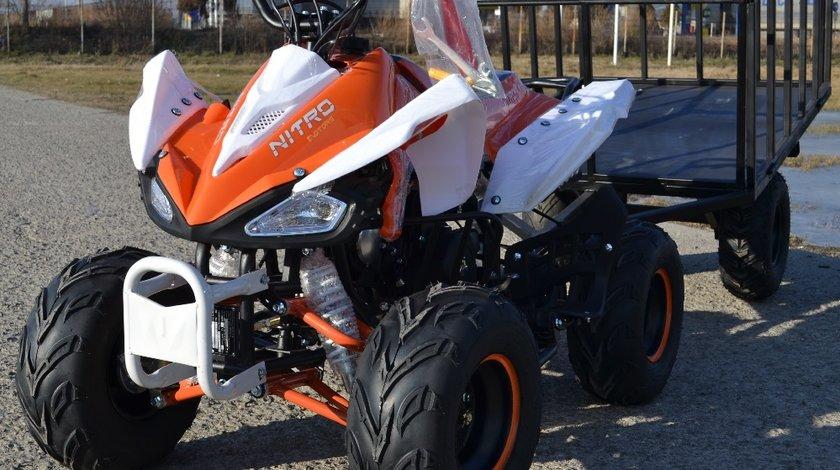 ATV Guantanomo Speedy 125cc Livrare rapida
