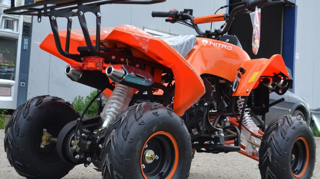 ATV Honda  Renegade 125 CC Import Germania