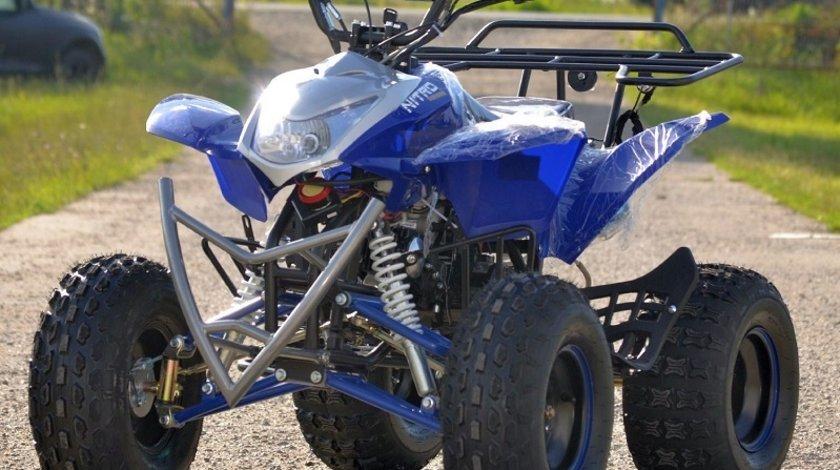ATV HSUN Jumper 125cc Modelul S RG8 Livrare rapida