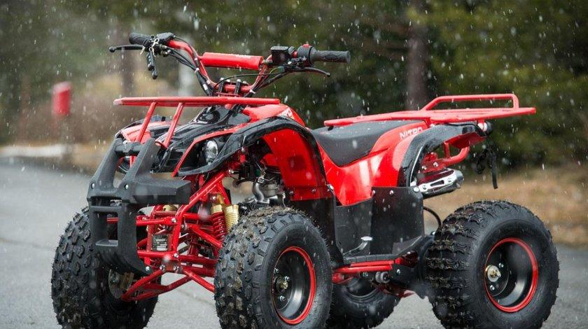 ATV Hummer 125 Roti pe 8 inch