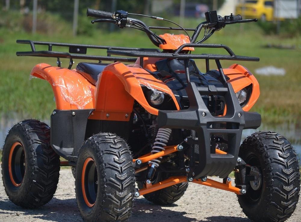 ATV :Hummer 125cc M7, Motor Yamaha 4 timpi,