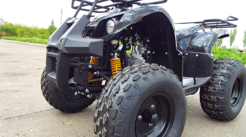 "ATV Hummer 125cc roti 8"" Import Germania Bonus Casca"