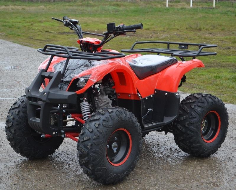 ATV Hummer 125cmc  8 Import Germania