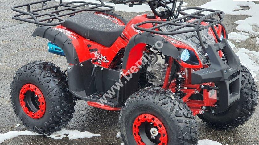 ATV HUMMER 3 R J8 livrare oriunde plus casca si accesorii