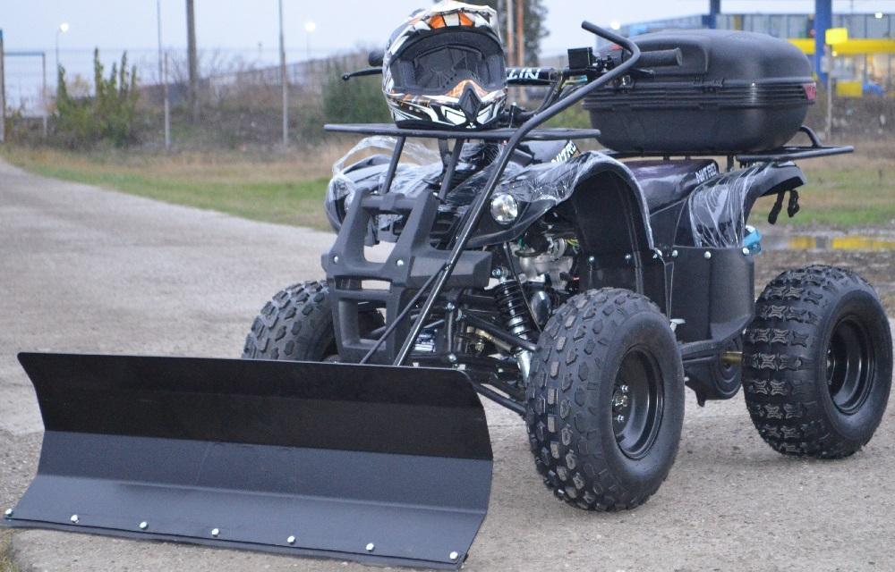 ATV Hummer Grizzly 125cc, Motor Yamaha 4 timpi