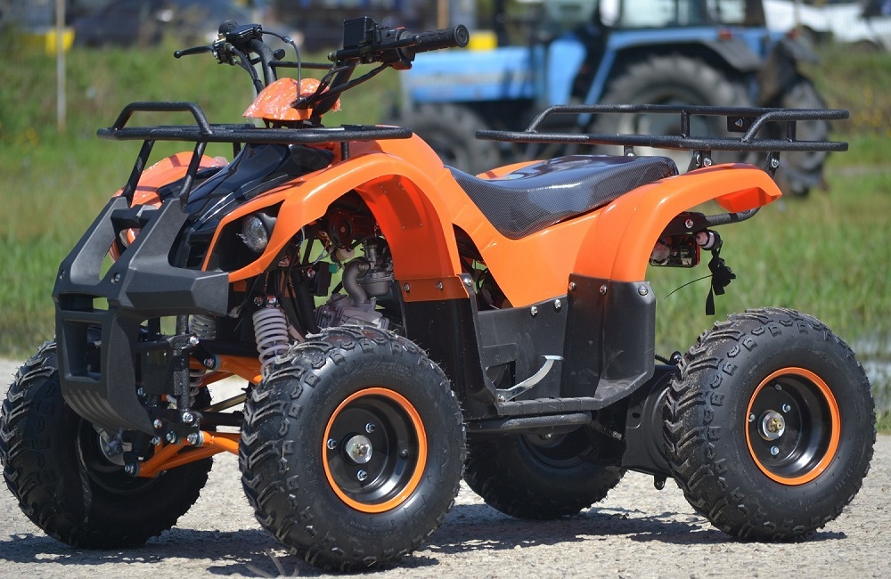 ATV Hummer M7 125 CC New  Motor