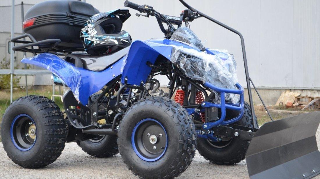 ATV Hummer ReneGade 125cc W8, Motor Yamaha 4 timpi