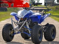ATV Hummer Sport 125cc, Motor Yamaha 4 timpi