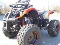 ATV Hummer SRG 125cc Bonus Casca