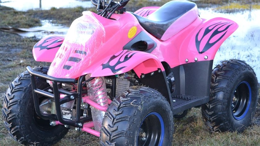 ATV Hurricane Pantzer 125cc, Motor licenta Yamaha