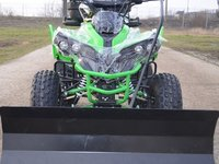 ATV Hurricane ReneGade 125cc W8, Motor licenta Yamaha