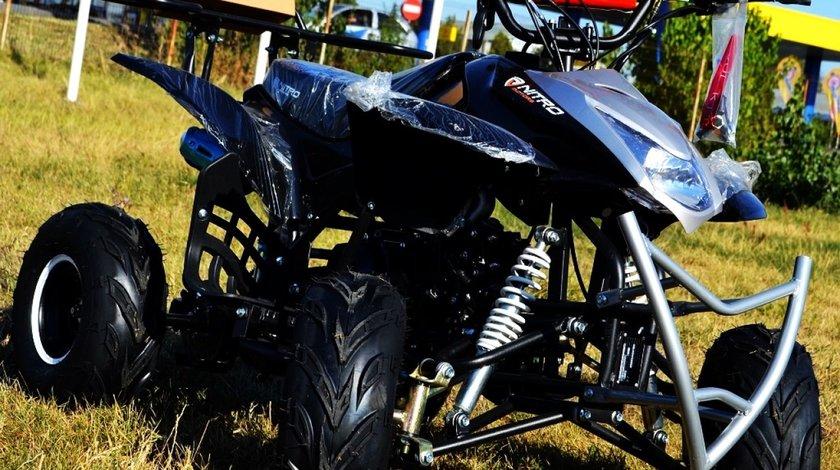 ATV Hurricane Sport 125cc, Motor licenta Yamaha
