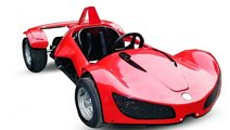 ATV Jumbo 48V 1000W cursa GT ElectroCAR Razer + RG