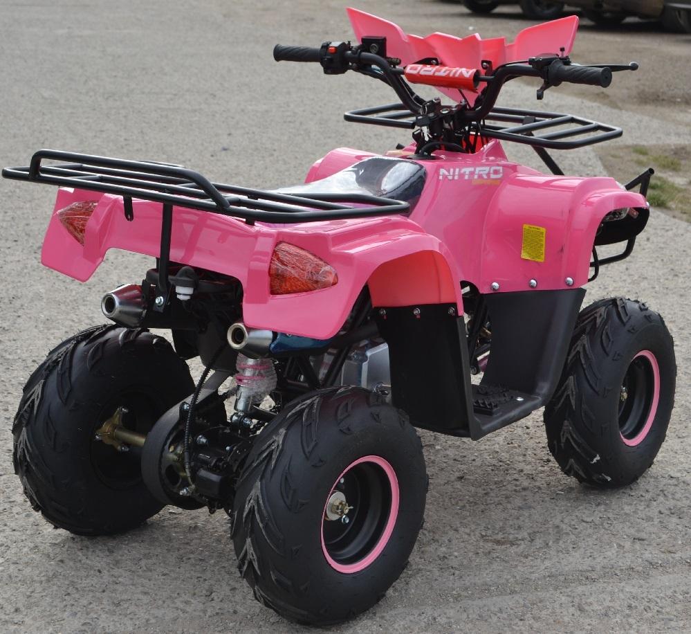 ATV Jumbo T-Rex 125cc Modelul S RG7