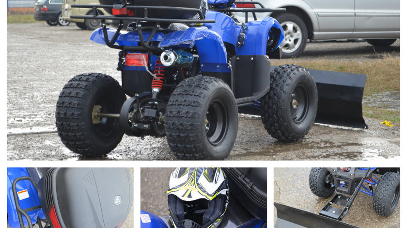 ATV Junior TORONTO 125cc  Import Germania