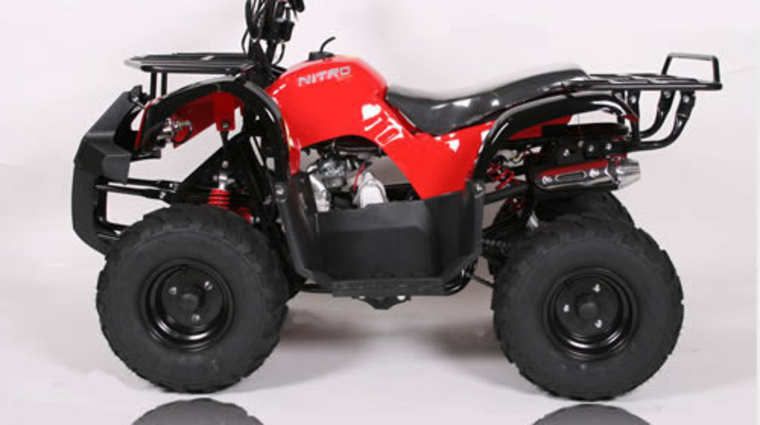 ATV KobaT Torino 125cc Import Germania