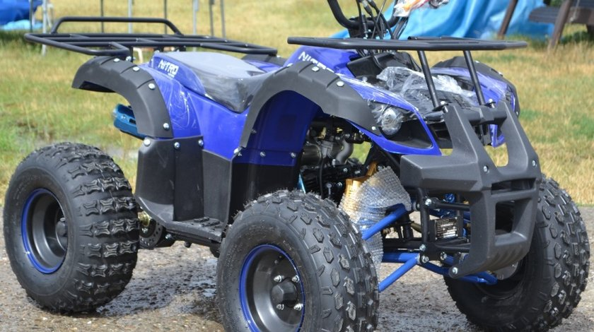 Atv Kxd 006-8 Grizzly XXL 125cc#Semi-Automat