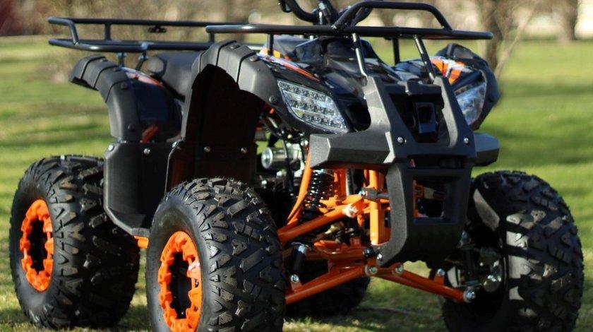 Atv Kxd 006-8 Hummer Led 125cc#Semi-Automat