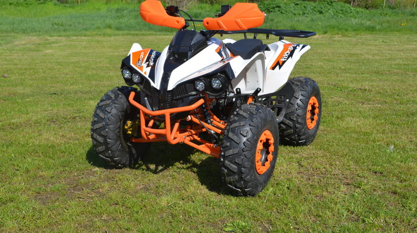 ATV KXD 006-8  PRO WARRIOR RS8 CVT 3+1