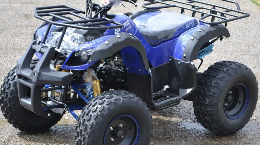 ATV KXD 125cc Grizzly Utility KXD-006 anvelope 8 Import Gemania