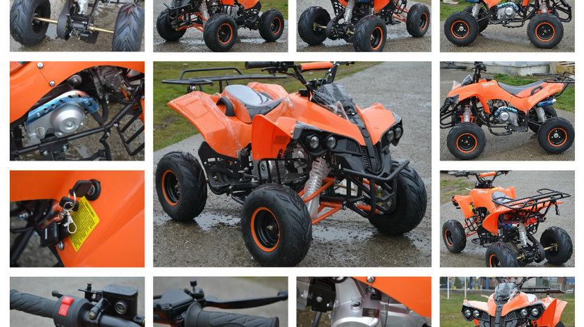 ATV KXD 125cc ReneGade Quad KXD-007 Import Gemania